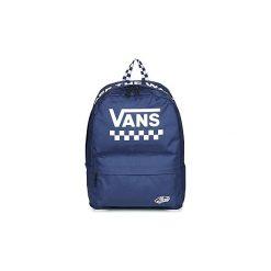 Plecaki Vans  SPORTY REALM BACKPACK. Niebieskie plecaki damskie Vans, sportowe. Za 179,00 zł.