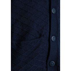Swetry dziewczęce: Benetton JACKET BABY Kardigan dark blue
