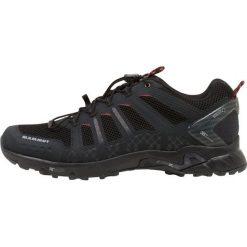 Mammut AENERGY LOW GTX MEN Obuwie hikingowe black/dark lava. Czarne buty skate męskie Mammut, z materiału, outdoorowe. Za 579,00 zł.