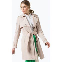 Płaszcze damskie pastelowe: Comma - Płaszcz damski, beżowy
