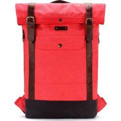 Plecaki męskie: Plecak w kolorze czerwonym – 27 x 60 x 10 cm