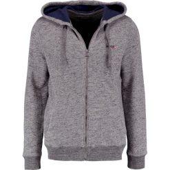 Barbour International™ CYLINDER  Bluza rozpinana slate grey. Szare bluzy męskie rozpinane Barbour International™, m, z bawełny. W wyprzedaży za 425,40 zł.