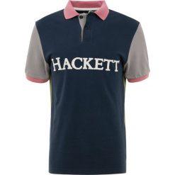Hackett London Koszulka polo blue. Niebieskie koszulki polo Hackett London, m, z bawełny. Za 549,00 zł.