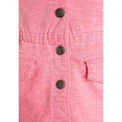 Kanz HAWAIIAN BACKYARD Bluza rozpinana pink lemonade. Czerwone bluzy dziewczęce Kanz, z bawełny. W wyprzedaży za 126,65 zł.