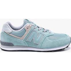 Buty sportowe dziewczęce: New Balance – Buty GC574CB