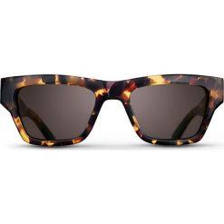 """Okulary przeciwsłoneczne """"Turtle Sean"""" w kolorze brązowym. Brązowe okulary przeciwsłoneczne damskie lenonki marki Triwa, z tworzywa sztucznego. W wyprzedaży za 259,95 zł."""