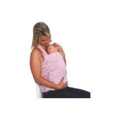 Bluzki ciążowe: candide Bandeau Chusta- Top do noszenia dziecka, różowy