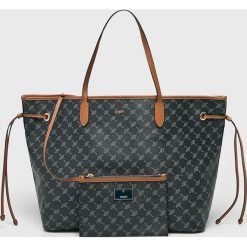 Joop! - Torebka. Szare torebki klasyczne damskie JOOP!, z materiału, duże. Za 799,90 zł.