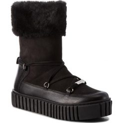 Botki EVA MINGE - Paiporta 3Z 18SM1372506EF  601. Czarne buty zimowe damskie Eva Minge, z materiału. Za 519,00 zł.