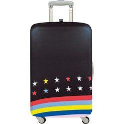 Walizki: Pokrowiec na walizkę LOQI Travel Stars and Stripes