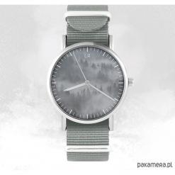Zegarek - Wild Life - szary, nato. Szare zegarki męskie Pakamera. Za 129,00 zł.