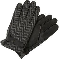 Rękawiczki męskie: Barbour SHORELARK Rękawiczki pięciopalcowe grey