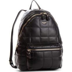 Plecak GUESS - HWBQ71 09320  BLA. Czarne plecaki damskie Guess, ze skóry ekologicznej, klasyczne. Za 629,00 zł.