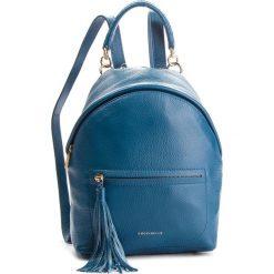 Plecak COCCINELLE - CN0 Leonie E1 CN0 54 03 01 Saphir B02. Niebieskie plecaki damskie Coccinelle, ze skóry. Za 1249,90 zł.