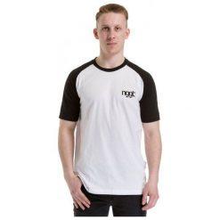 T-shirty męskie: Nugget T-Shirt Męski Asset 2 M Biały