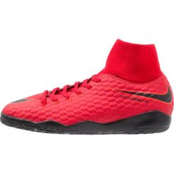Buty sportowe męskie: Nike Performance HYPERVENOMX PHELON 3 DF IC Halówki university red/black/bright crimson
