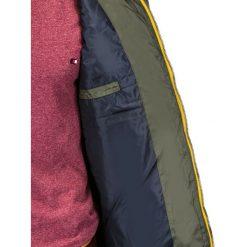 KURTKA MĘSKA PRZEJŚCIOWA PIKOWANA C290 - OLIWKOWA. Czarne kurtki męskie pikowane marki Ombre Clothing, m, z bawełny, z kapturem. Za 79,00 zł.