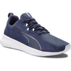 Buty PUMA - Tishatsu Runner 191070 02 Peacoat/Puma White. Niebieskie buty do biegania męskie Puma, z materiału. W wyprzedaży za 189,00 zł.