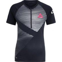 ION HALF ZIP TRAZE AMP Koszulka sportowa black. Czarne t-shirty damskie ION, s, z elastanu. W wyprzedaży za 209,30 zł.