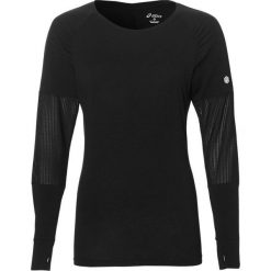 Bluzki asymetryczne: Asics Koszulka damska LS Top Performance Black r. L