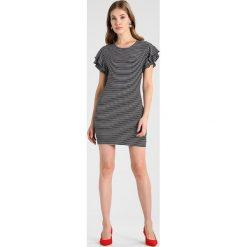 Odzież damska: Armani Exchange Sukienka etui black/white