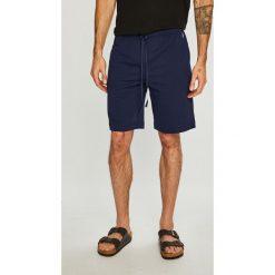 Polo Ralph Lauren - Szorty. Szare szorty męskie marki Polo Ralph Lauren, z bawełny. Za 189,90 zł.