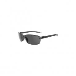 Okulary przeciwsłoneczne MH 100 kategoria 3. Czarne okulary przeciwsłoneczne damskie aviatory QUECHUA. Za 19,99 zł.