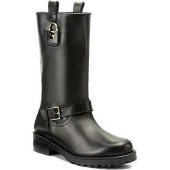 Kozaki PATRIZIA PEPE - 2V7119/A483-K103 Nero. Czarne buty zimowe damskie marki Patrizia Pepe, ze skóry. W wyprzedaży za 799,00 zł.
