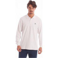Polo Club C.H..A Koszulka Polo Męska M Biała. Białe koszulki polo marki Polo Club C.H..A, m. W wyprzedaży za 149,00 zł.