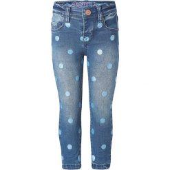 """Jeansy dziewczęce: Dżinsy """"Gallup aop"""" w kolorze niebieskim"""