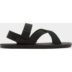 Buty męskie: Sandały z paskami