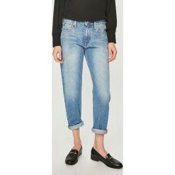 Calvin Klein Jeans - Jeansy CKJ 061. Niebieskie jeansy damskie marki Calvin Klein Jeans. Za 549,90 zł.