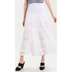 Długie spódnice: Isla Ibiza Bonita SKIRT Długa spódnica white