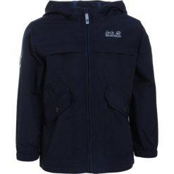 Jack Wolfskin CAMPO ROAD  Parka night blue. Czarne kurtki dziewczęce marki Jack Wolfskin, l, z poliesteru, z kapturem. Za 379,00 zł.