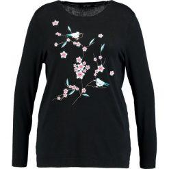 Bluzy rozpinane damskie: Evans Bluza black