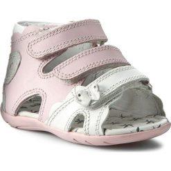 Sandały dziewczęce: Sandały BARTEK – 61823-R05 Różowy