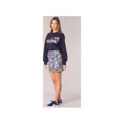 Spódnice krótkie Love Moschino  WGC6900S2870. Niebieskie minispódniczki marki Love Moschino, s. Za 615,20 zł.