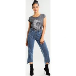 T-shirty damskie: Billabong ALL NIGHT  Tshirt z nadrukiem off black