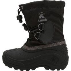 Buty zimowe damskie: Kamik SOUTHPOLE4 Śniegowce black