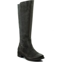 Oficerki SERGIO BARDI - Bergamo FW127258417LK  809. Szare buty zimowe damskie Sergio Bardi, ze skóry. W wyprzedaży za 249,00 zł.