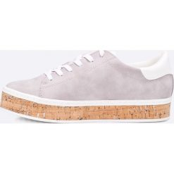 S. Oliver - Buty. Szare buty sportowe damskie marki S.Oliver, z gumy. W wyprzedaży za 89,90 zł.