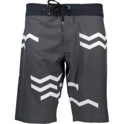 """Szorty kąpielowe """"Jax"""" w kolorze antracytowym. Niebieskie szorty męskie marki Brunotti, m, z denimu. W wyprzedaży za 108,95 zł."""