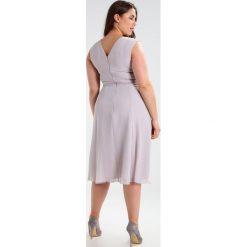Sukienki hiszpanki: Frock and Frill Curve ARLYN Sukienka koktajlowa lavender