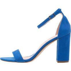 Rzymianki damskie: Madden Girl BEELLA Sandały na obcasie blue