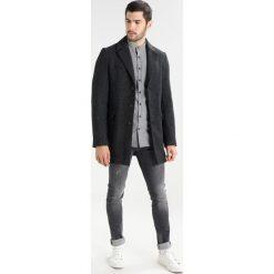 Cinque CIREACH Krótki płaszcz anthracite. Szare płaszcze wełniane męskie marki Cinque, m. W wyprzedaży za 472,05 zł.