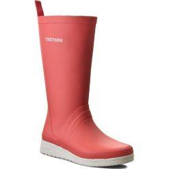 Kalosze TRETORN - Viken II 473239 Red 50. Czerwone buty zimowe damskie Tretorn, z kauczuku. W wyprzedaży za 259,00 zł.
