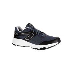 Buty do biegania RUN CUSHION GRIP męskie. Niebieskie buty do biegania męskie marki KALENJI, z gumy. Za 79,99 zł.