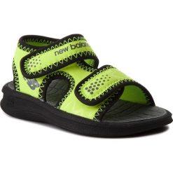 Sandały chłopięce: Sandały NEW BALANCE – K2031YL Zielony