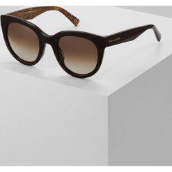 Marc Jacobs Okulary przeciwsłoneczne brown. Brązowe okulary przeciwsłoneczne damskie aviatory Marc Jacobs. Za 569,00 zł.