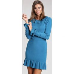 Sukienki: Niebieska Sukienka Lovely Things